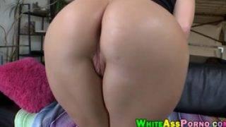 Big Butt Blonde Whore